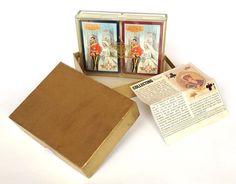 Royal playing card set 1961