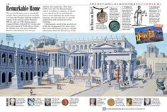 The dramatic saga of the Roman Empire, for kids, is told through a look back at life in Rome at its peak and an exploration of their countless innovations and inventions, which continue to influence Western life today.