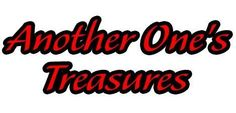 $5 OFF  Purchase of $25 Coupon from Another One's Treasures