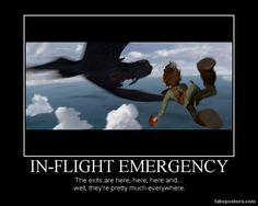 How to Train Your Drgaon- Emergency by Nutzkie.deviantart.com on @deviantART