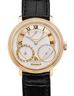 The Anniversary Watch. George Daniels.