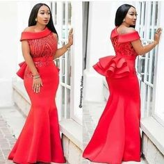 African Lace Styles, African Lace Dresses, African Wedding Dress, Latest African Fashion Dresses, African Dresses For Women, African Attire, African Women, African Outfits, Lace Gown Styles