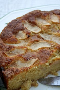 Dorset apple cake.