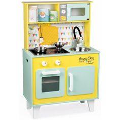 Janod Spielküche Mit Licht Und Sound, »Happy Day«