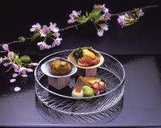 Japanese Kaiseki @Gora Kadan in Japan in Spring