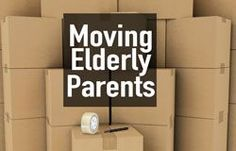 Moving elderly parents can be a trying experience. Read tips how to make it an easy transition.