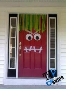 Decorate Your Door For The Season