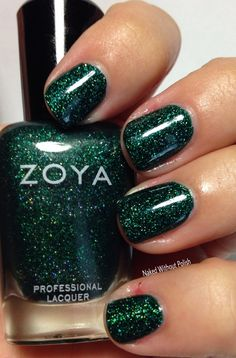 Zoya Merida in direct light @zoyanailpolish