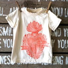 Corazon Organic Cotton Kids T-Shirt