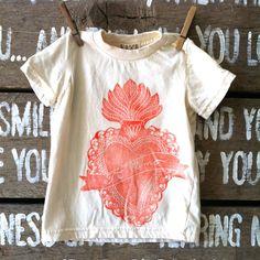 Corazon Organic Cotton Kids T-Shirt