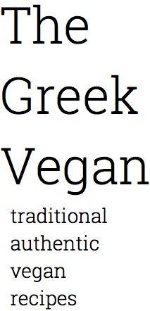 The Greek Vegan