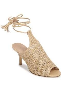 1219e5834825 Alternate Image 1 Selected - Charles by Charles David Niko Ankle Tie Sandal  (Women)