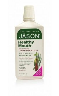 Jason Healthy Antiplaque and Tartar Control Mouthwash