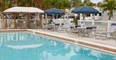 Relax in style at Club Naples RV Resort in fantastic Naples!