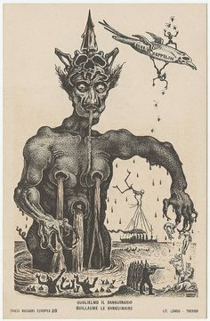Alberto Martini - Danza Macabre Europea  N.28 by Aeron Alfrey, via Flickr