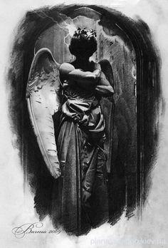 Религия, крылья | 101 фотография