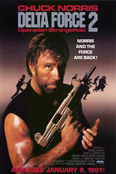 Buy Delta Force 2 Operation Stranglehold Movie Poster x in Cheap Price… Chuck Norris, Action Movie Poster, Movie Posters, Best Action Movies, Action Films, Way Of The Dragon, Delta Force, Adventure Movies, Movie Marathon