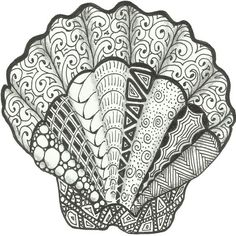 zentangle shells - Search Yahoo Search Results