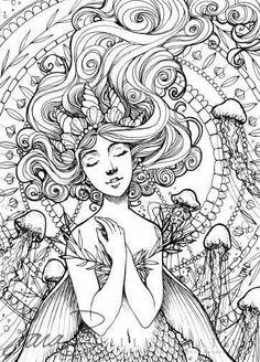 Mermaid By Sara Butcher Burrier