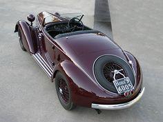 Alfa Romeo 6C 2300B Pescara Cabriolet Carrosserie Worblaufen (1935)