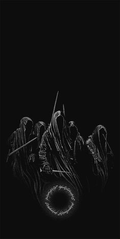 Marko Manev's LOTR Tribute Sheets