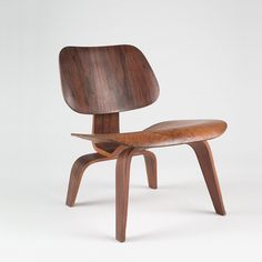 LCW lounge chair | Charles and Ray Eames