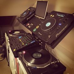 dj matrix stand cdj2000 djm pioneer etc.. | eBay