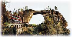 Bohemian Switzerland • Tourist attractions