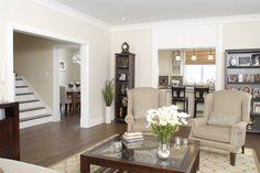 classic contemporary living room