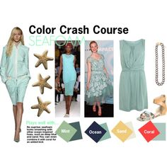 Color Crash Course: SEAFOAM