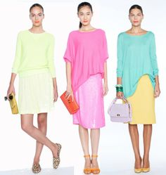 #fashion #women #inspiration #trend #style #clothing #colours #pastel #pastels #light