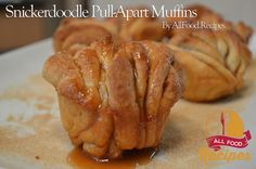 Snickerdoodle Pull-Apart Muffins