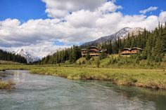 So, you love the outdoors but don't want to camp... /Family Adventures in the Canadian Rockies