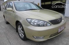New & Used cars for sale in Australia Used Toyota, Toyota Camry, New And Used Cars, Cars For Sale