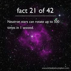 42 Facts About Space 21 - 42