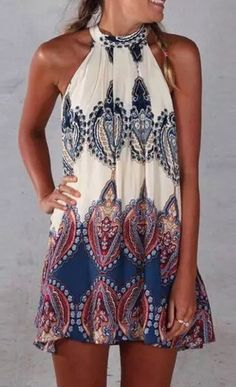 Add some bohemian print to your wardrobe with this amazing dress. Full of seasonal vibes all year round, this can be worked to fit any occasions from events to date night alike. Get the look at CUPSHE.com Dresses Online, Dresses For Sale, Girls Dresses, Mini, Shopping, Fashion Advice, Party Dress, Dress Party, Fashion Tips