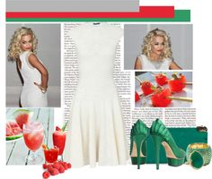 """""""#289 (Rita Ora)"""" by lauren1993 ❤ liked on Polyvore"""
