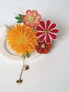 【HAND MADE】日式和风细工 发簪-淘宝网