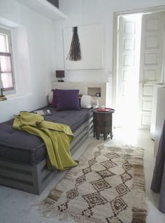 Source: Marrakech Modern: A Remodeled Riad for Rent