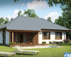 Proiect-casa-Parter-69011-1 Gazebo, House Plans, Outdoor Structures, Outdoor Decor, Home Decor, Houses, Projects, Homes, Kiosk