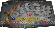 LEGO Byggepinner