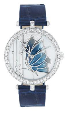Lady Arpels Papillon Bleu Nuit http://www.orologi.com/cataloghi-orologi/van-cleef-arpels-cadrans-extraordinaires-lady-arpels-papillon-bleu-nuit-nd