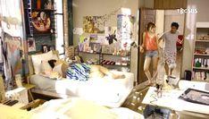 Drama interior-it's okay, it's love peeking the interior ~ -INSIDE Korea JoongAng Daily It's Okay That's Love, Its Okay, Toddler Bed, Room Ideas, Korea, Drama, Movie, Interior, Furniture