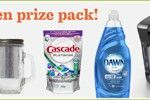 Subscribe for your chance to win a kitchen prize pack worth $600!