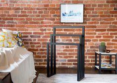 Cuier Triventi Triple Black #homedecor #interiordesign #inspiration #livingroom #bedroom Steel Detail, Triple Black, Round Corner, Entrance Hall, Wood Colors, Ladder Decor, Home Accessories, Hanger, House Design