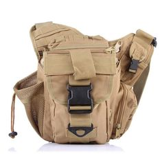 Check it on our site Outdoor Military Tactics Cross Bag Male Travel Hiking Riding Hunting Shoulder Bag Diagonal Backpack Sport Saddle Bags S031 just only $20.39 with free shipping worldwide  #sportsbags Plese click on picture to see our special price for you