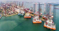 Keppel profit affected by rig building business