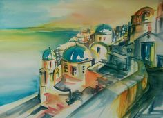 Painting, Art, Watercolor Painting, Art Background, Painting Art, Kunst, Paintings, Performing Arts, Painted Canvas