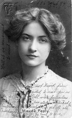 Miss Maude Fealy (1881-1971), American actress, : OldSchoolCool