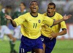 #Romario & #Rivaldo